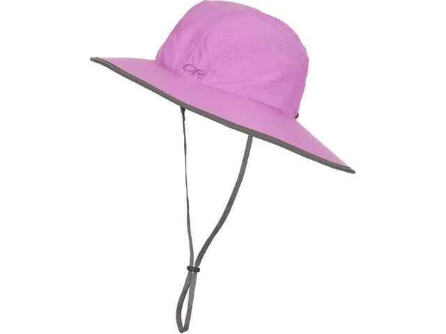 Outdoor Research Rambler Sombrero para el sol Niños, crocus